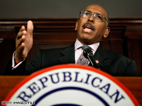 RNC Chairman Michael Steele is facing another call to resign.