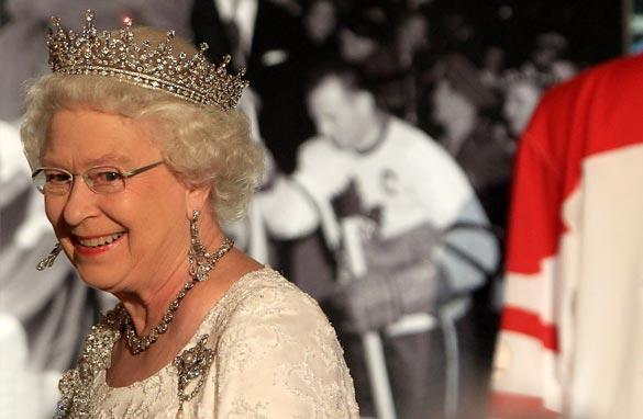 Queen elizabeth young