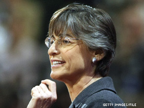 'It would be a mistake to allow a decision of this magnitude to be made by one individual or a small group of elected officials,' Hawaii Gov. Linda Lingle said of her decision to veto a civil unions bill.