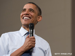 President Obama will campaign in Missouri and Nevada, where Democrats face tough election challenges.