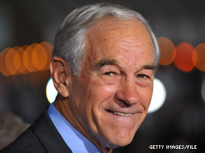 Ron Paul returns to Iowa to talk politics, fundraising.
