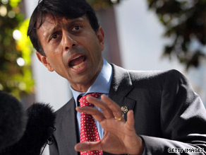 Jindal is not weighing in on his state's Senate race, he told WDSU.