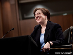 The Senate Judiciary Committee on Tuesday delayed its vote on Supreme Court nominee Elena Kagan.