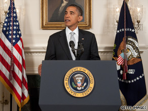President Obama on Tuesday praised three Republican senators for saying they would vote for Wall Street reform.