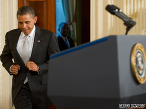 Americans are split on how President Obama is handling his job, new polls show.