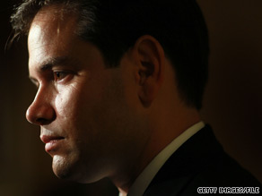 Senate candidate Marco Rubio will announce new job proposals in Tampa, Florida on Tuesday.