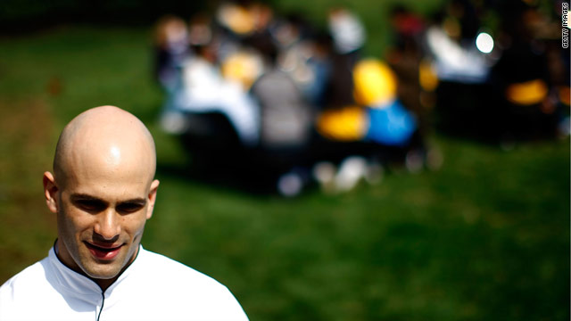 Sam Kass is movin' on up