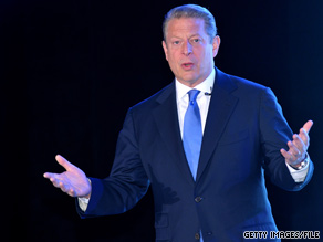 A new poll released Wednesday indicates that 49 percent of Americans have an unfavorable view of Al Gore.