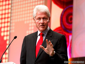 Bill Clinton will head to Florida next month to campaign for Rep. Kendrick Meek's bid for the state's Democratic Senate nomination.