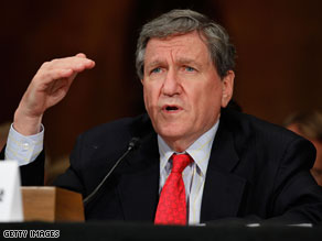Richard Holbrooke saied Wednesday that Barack Obama&#039;s dismissal of the top commander in Afghanistan was &#039;extremely unfortunate&#039; but &#039;necessary.&#039;