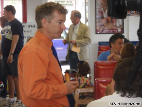 Rand Paul said Wednesday that if he's elected, he would like to band together with other conservatives to form a 'Tea Party Caucus.'