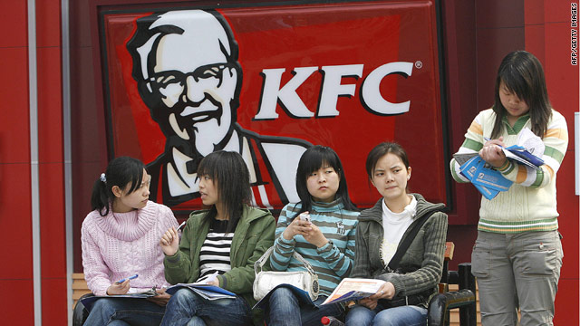 Is China the new fast food nation?