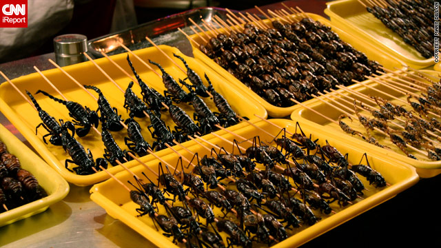 The case for eating insects