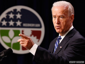 Vice President Joe Biden is hitting the campaign trail on Monday.