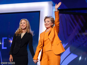 Chelsea Clinton's wedding plans have sparked intense speculation.