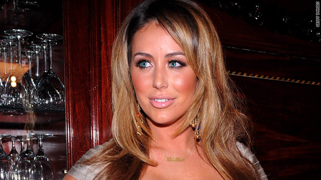 Aubrey O'Day gets a(nother) reality show