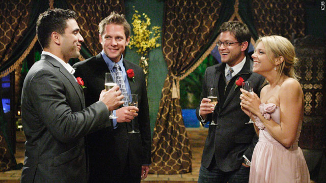 Frank departs 'The Bachelorette' for being frank