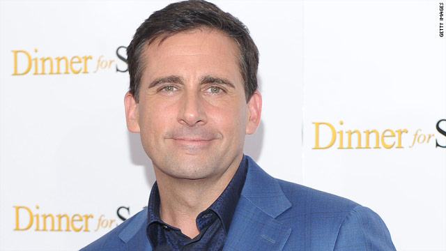 Steve Carell: 'The Office' isn't going anywhere