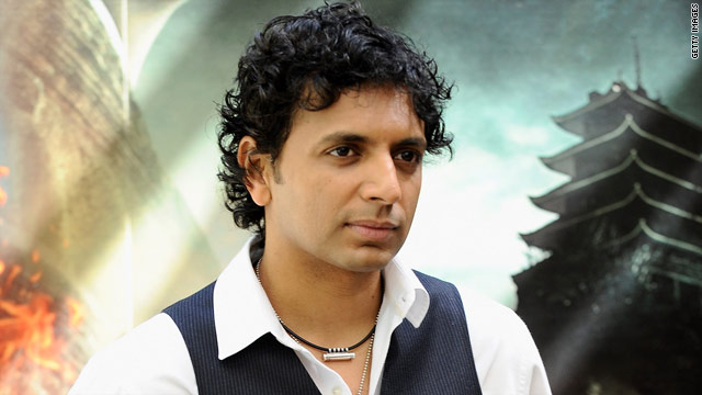 Shyamalan responds to question about what happened to his career