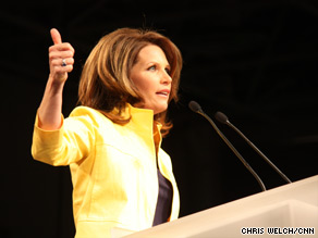 Rep. Michele Bachmann is a member of a newly formed Tea Party coalition in Congress.