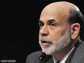 Federal Reserve Chairman Ben Bernanke is warning Congress that the economic outlook remains &#039;unusually uncertain.&#039;