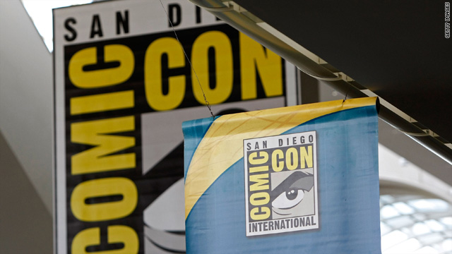 A nerd's-eye view of Comic-Con