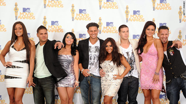 'Jersey Shore' cast on for season 3, maybe jealous of Snooki