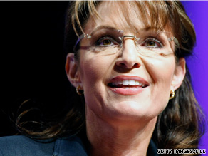 Social networking giant Facebook apologized Thursday over an automated system's deletion of a post by Sarah Palin.