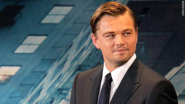 Leonardo DiCaprio: 'I was a real punk'