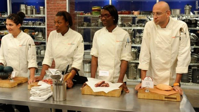 Pick your poison on 'Top Chef'