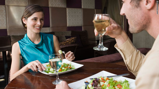 Lunchtime poll – dating outside your diet