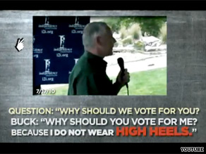 Republican Colorado Senate candidate Jane Norton is out with a new ad Friday.