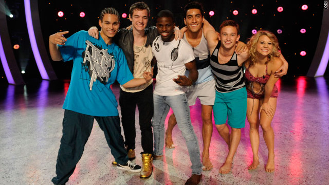 Second chances on 'SYTYCD'