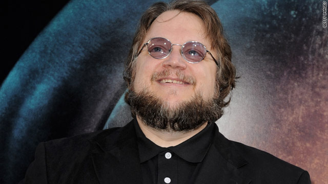 Guillermo del Toro takes on 'Haunted Mansion'