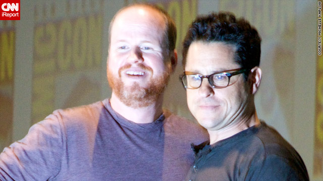 Whedon and Abrams enter the great 3-D debate