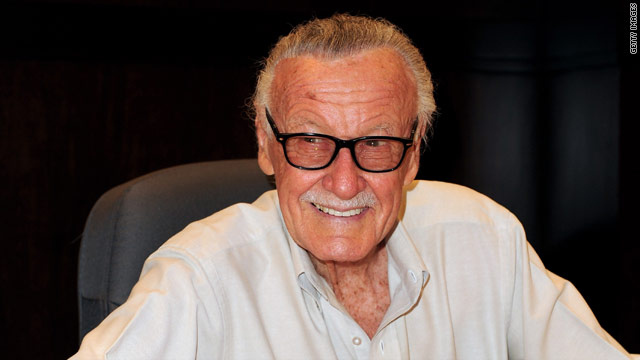 Excelsior! Stan Lee conquers Comic-Con, again