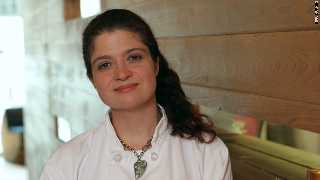 5@5 - Chef Alex Guarnaschelli