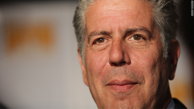 Anthony Bourdain Joins CNN to Host New Weekend Program