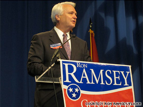 A Republican running in Tennessee's gubernatorial election is taking heat after some controversial comments he made about Islam surfaced online.