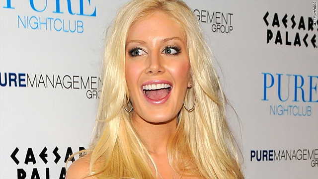 Heidi Montag opts out of reality show