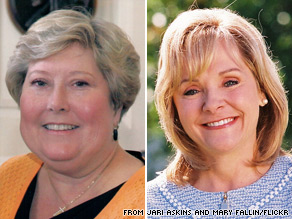  Democrat Jari Askins (left) and Republican Mary Fallin (right) each secured their partys nomination and will face off in Oklahomas gubernatorial election.