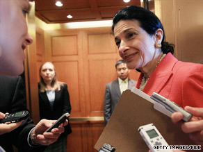 Sen. Olympia Snowe announced Wednesday that she will vote to confirm Elena Kagan to the Supreme Court.