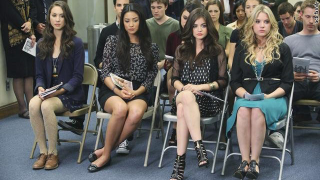 'Pretty Little Liars': Flashback much?