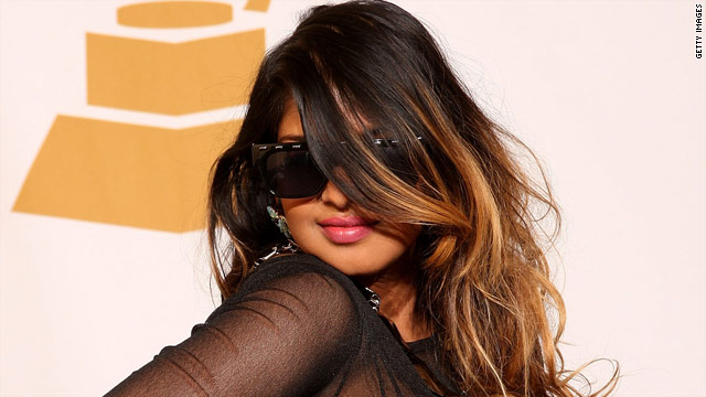 M.I.A. thinks Oprah gave her the cold shoulder