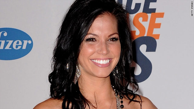 Melissa Rycroft Strickland is pregnant