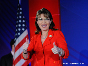 In a fundraising email to supporters, Sarah Palin's political action committee announced that the former Alaska governor has reached 2 million fans on Facebook.