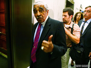Rep. Charlie Rangel said Thursday he would not attend an ethics committee hearing on his alleged violations of House rules.
