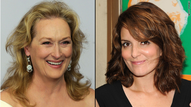 Meryl Streep and Tina Fey movie on its way