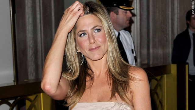 Jennifer Aniston: Not very familiar with sperm banks