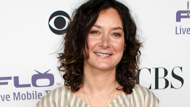 Apologise, Sara gilbert hard sex fantasy